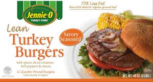 Jennie-O Lean Turkey Burgers Review