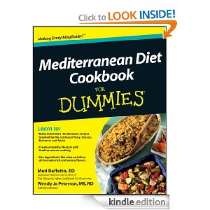 ikarian diet book - mediterranean diet cookbook