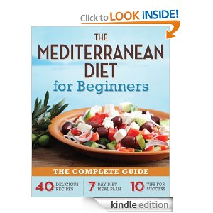 ikarian diet books - mediterranean diet for beginners