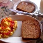 Breakfast Wednesday 930