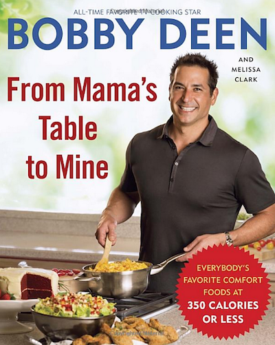 christmas gift idea - healthy cookbook