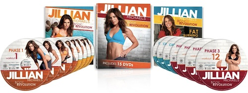 christmas gift idea - jillian michaels body revolution