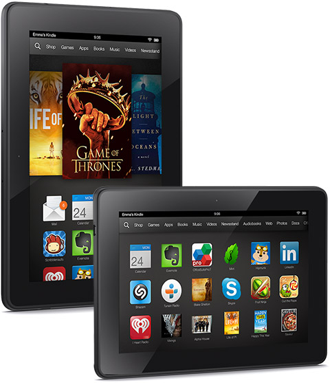 christmas gift idea - kindle fire