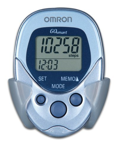 christmas gift idea - omron pocket pedometer