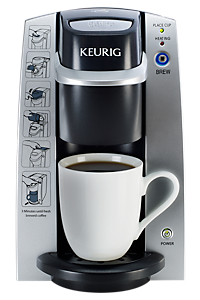 keurig single brewer