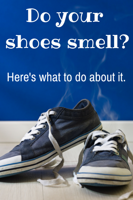 Do your shoes smell   how to fix smelly shoes. How to Deodorize Smelly Shoes   A Merry Life