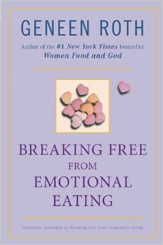 weight loss book - breaking free from emotional eating