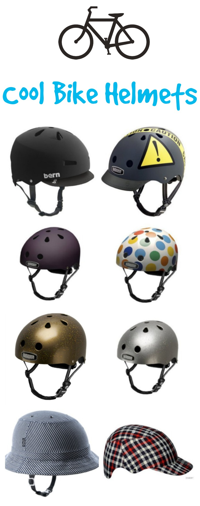 cool bike helmets