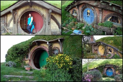 Amerrylife hobbit holes