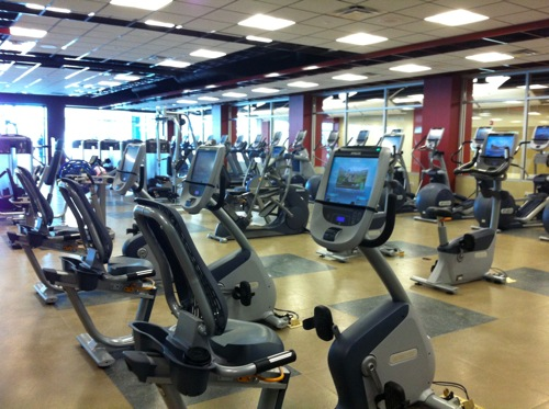 Kroc center memphis gym