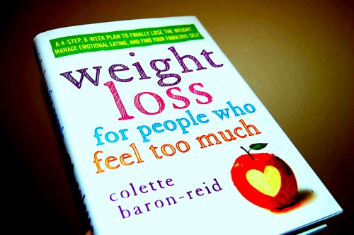 Book weight loss for people who feel too much