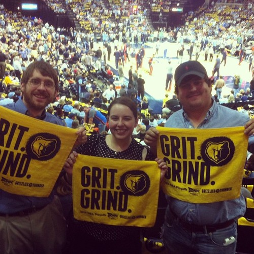Grizz game