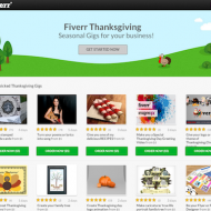 Get Fit with Fiverr this Holiday Season