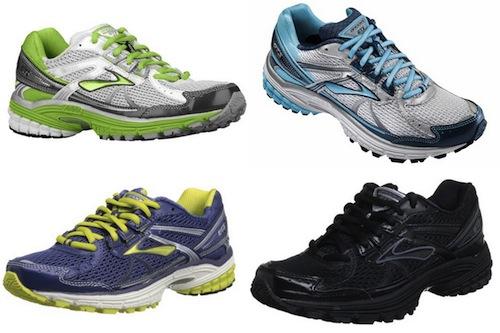 Broks Shoes Run Through Life