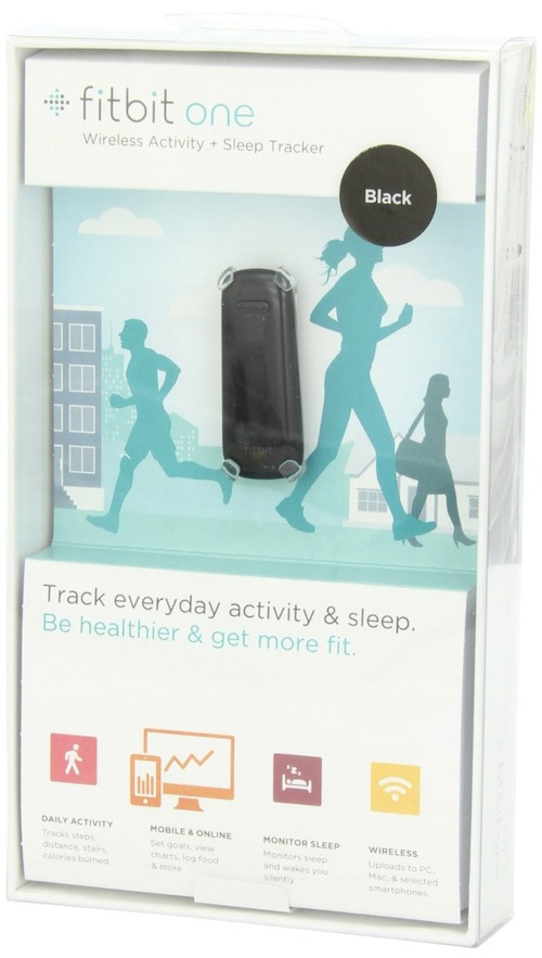 fitbit one tracker review