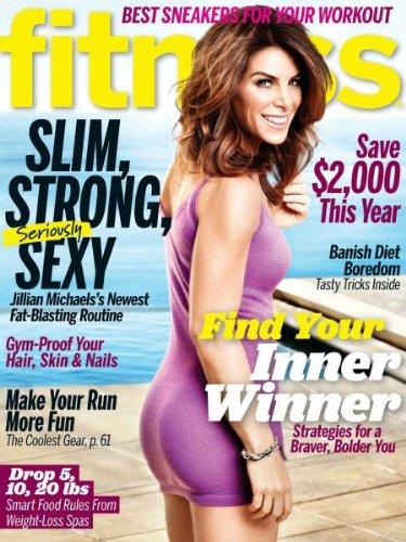 healthy magazine - fitness magazine