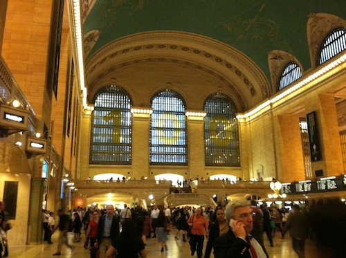 nyc grand central