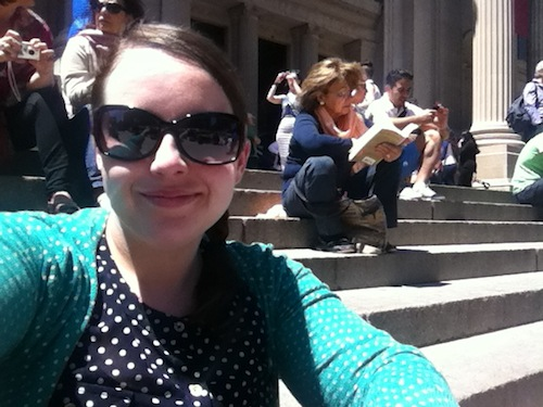 nyc museum steps
