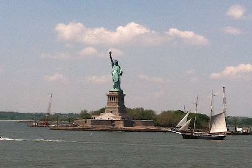 nyc statue of liberty