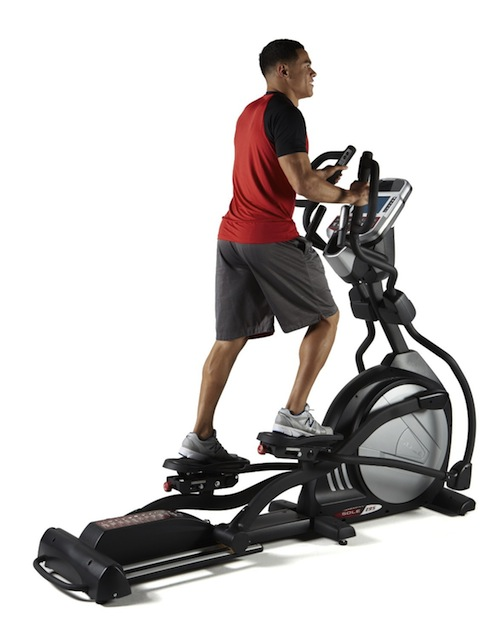 sole fitness elliptical machine male