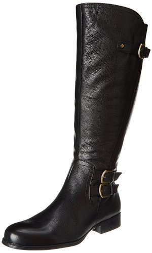 wide calf boot - Naturalizer Women's Johanna Wideshaft Riding Boot