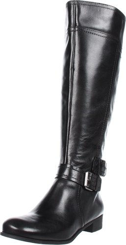 wide calf boot - Nine West Women's Shiza Wide Calf Knee-High Boot