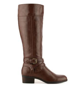 wide calf boot - Unisa Toshio Wide Calf Riding Boot