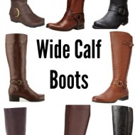 Wide Calf Boot Options