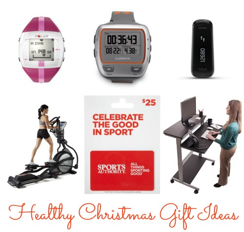 healthy christmas gift ideas 2014