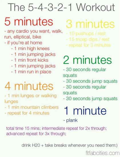 14 Pinterest Home Workouts To Get You Started | A Merry Life