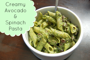 avocado-and-spinach-pasta-recipe