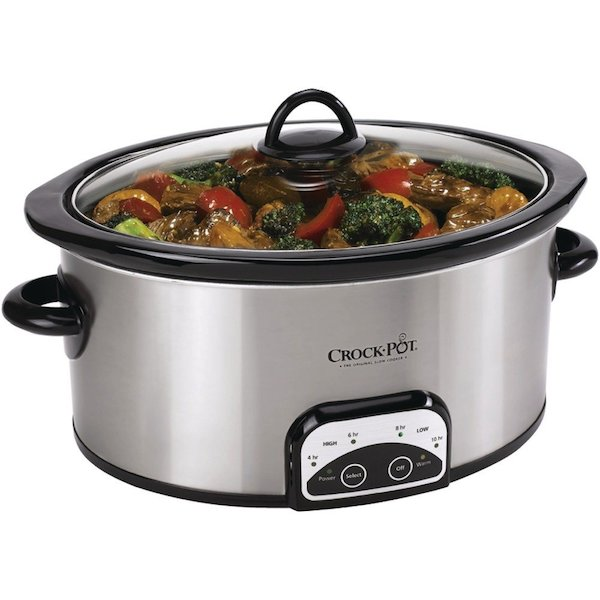 crockpot for cooking low and slow