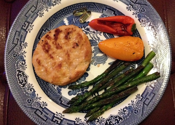 advocare 24 day challenge - day 2 dinner
