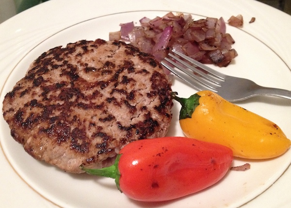 advocare 24 day challenge - day 4 food dinner