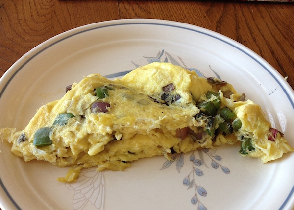 advocare 24 day challenge - day 8 food breakfast