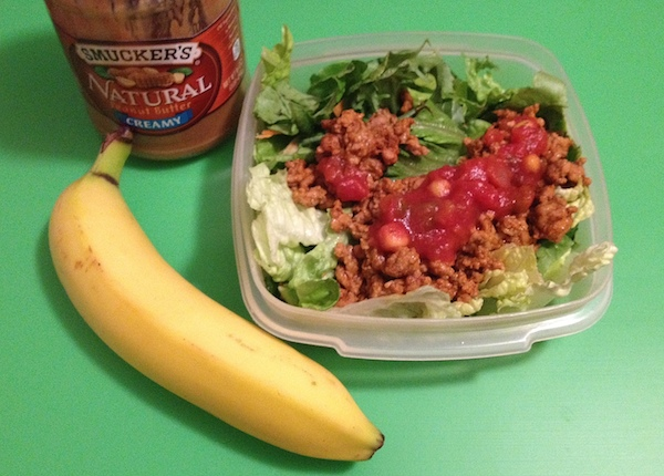 advocare 24 day challenge - day 8 food dinner