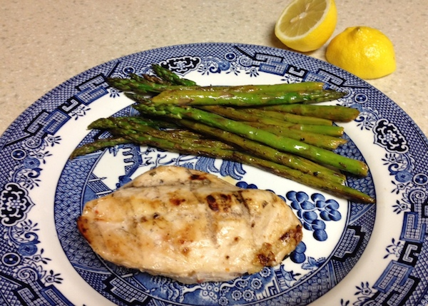 dinner - advocare 24 day challenge day 15 - amerrylife.com