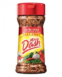 mrs dash extra spicy