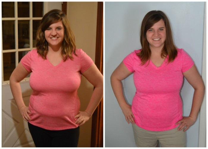 advocare 24 day challenge results - kate moving forward