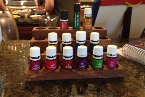 essential oils starter kit from young living