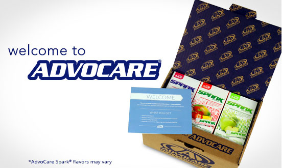 become a distributor with advocare