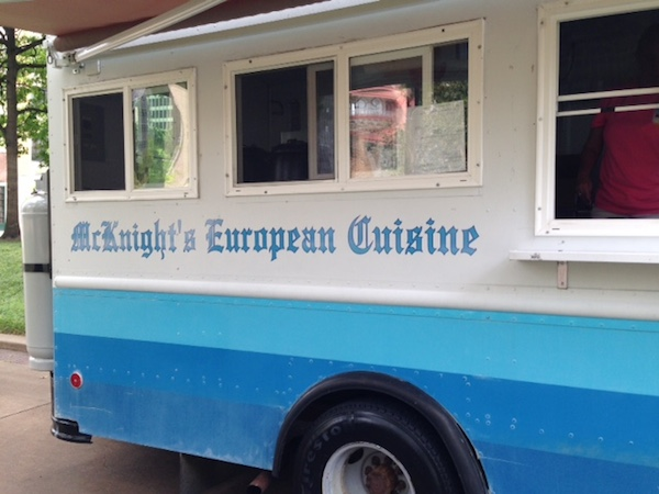 mcknights european cuisine - memphis tn