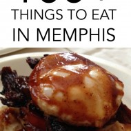 100+ Things To Eat In Memphis