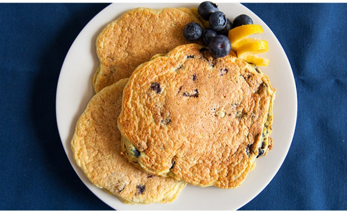 20-best-healthy-protein-pancake-recipes-graphics-lemon blueberry pancakes