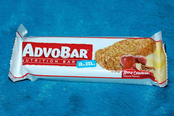 AdvoCare Nutrition Bar Review Apple Cinnamon Flavor
