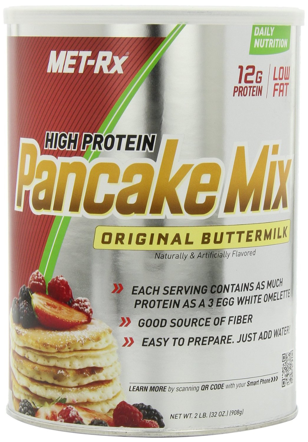 MET-Rx Protein Plus High Protein Pancake Mix