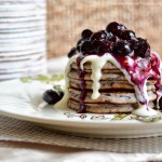 vanilla blueberry protein cakes by protein treats by nicolette