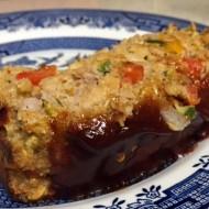 Vegetable Turkey Meatloaf Recipe