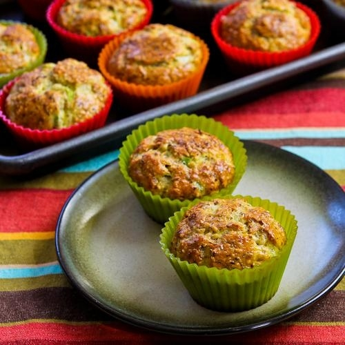 Egg And Cottage Cheese Savory Breakfast Muffins Kalynskitchen