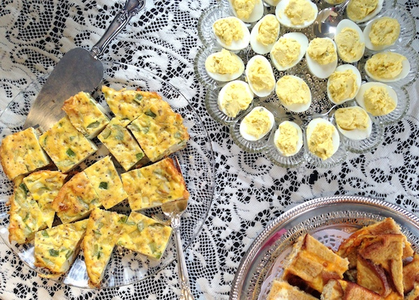 baby shower brunch food  drink ideas  a merry life, Baby shower